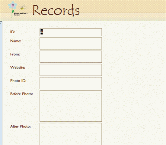 Click Beautiful Photo Recorder Template to download this template.