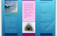 Printable Tri-Fold Brochure