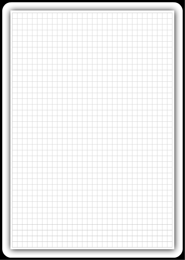 Printable graph paper template word ms office templates for Ipad grid template